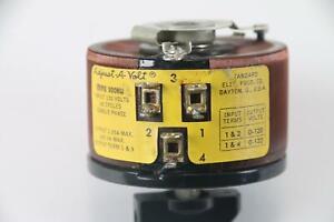 Superior Elektrisch Type 100BU Powerstat Variable Transformer