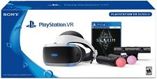 Sony PlayStation VR Headset Skyrim Bundle