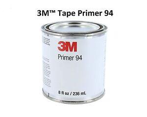 3M Primer 94 Tape Adhesion Promoter DI-NOC (8 fl oz, 236mL) Vinyl Wrap 1/2 Pint