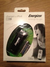 Energiser Apple iPod Battery Charger - Charge your iPod - Brand New