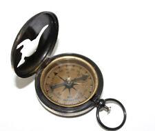 Latón botón dirección Brújula Bolsillo compass-australian Canguro 1770