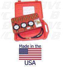 American Made Oil & Transmission Pressure Tester Kit  Master Set - Made In USA