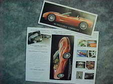 2009 & 2008 Corvette Callaway Quick Reference Guide 2 Folders