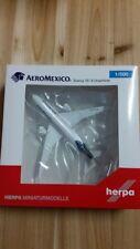 1/500 Herpa Wings Boeing 787-8 Dreamliner Aeromexico 529815
