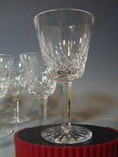 "WATERFORD CRYSTAL LISMORE GOBLET 5 7/8"" 8 Available"
