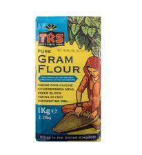 1000 G Farine de Pois Chiche Trs Gram Pure 1kg Jaune Inde