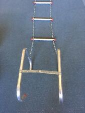 Vintage M&G 15' Emergency Fire Escape Ladder