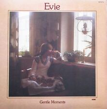 EVIE - Gentle Moments - 1976 Word Records LP - Christian Music - VG