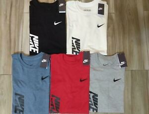 NIKE MEN T-SHIRT BRAND NEW WITH TAG-M-L-XL