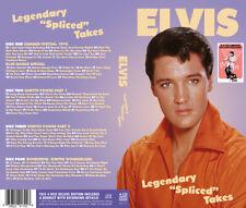 Elvis Collectors 4 CD Boxset Legendary Spliced Takes (Brand New Release)