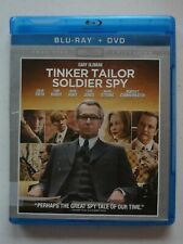 Tinker Tailor Soldier Spy Blu Ray, No DVD, Preowned, Free Shipping!!