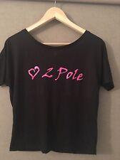 Pole Dancing T Shirt, Brand New (S,M, L , XL Sizes)