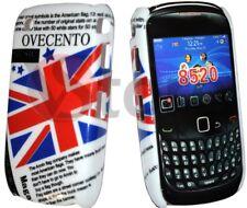 Housse De Couverture Drapeau Angleterre Pour BlackBerry 8520 8530 Curve
