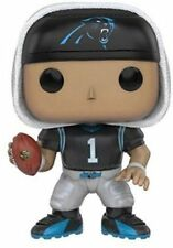 Figurine Funko Pop NFL Cam Newton - Carolina Panthers