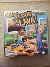 The Floor is Lava! Interactive Board Game for Kids and Adults (Ages 5+) Fun Part