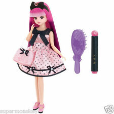 TAKARA TOMY JAPAN LICCA CHAN HAIR COLORFUL AND COLLEGE CLOTHES LA47912
