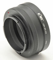 Kowi MD-NEX Lens Mount Adapter Objektivadapter -- Minolta MD MC an Sony NEX LMA-