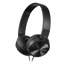 Sony Mdr-zx110na Overhead Noise Cancelling Headphones Black 30mm Driver