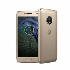 "Motorola Moto G5s plus XT1805 Dual SIM 32GB 5.5"" Unlocked Blush Gold"