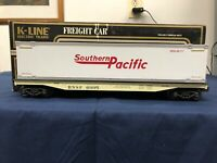 K-line BNSF Classic Flat Car w/ Southern Pacific Container K-6995