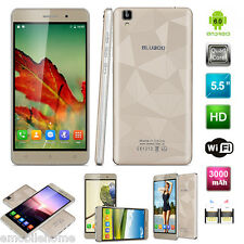 "BLUBOO Maya 5.5"" 3G Smartphone MT6580A Android 6.0 Quad-Core 2 Go / 16 Go 13.0MP"