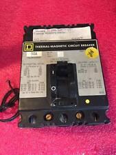SQUARE D 3 Pole 50 Amp 600V FHL360501021 Breaker Shunt 120v 240v FHL36050 FHL