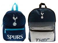 Tottenham Hotspur Junior Backpack Rucksack School Bag Gym Bag Lunch Bag