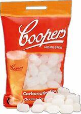 Coopers Carbonatation Gouttes 80 250g Sucre Tablettes pour amor/çage bi/ère /& cidre bouteilles