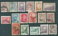 interesting Little collection of old Argentina Stamps inc Officials