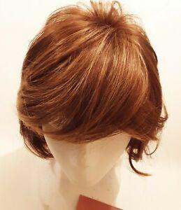 Natalie Estetica Classique Synthetic Wig R33LF24 Dark auburn blonde #9