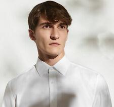 Seidensticker - Plain business cotton shirt modern fit long arm