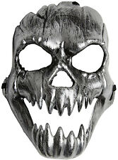 ORRORE cranio Maschera NUOVO - CARNEVALE MASCHERA VOLTI