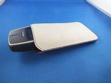 Tasche Weiß Hülle f Nokia 3310 3330 Handytasche Nostalgie Case Klassik Case