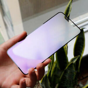 Anti Glare Screen Protector Tempered Glass Film For iPhone 6 6S 7 8 X XR 11 Plus