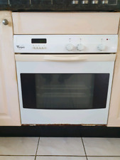 Used 60cm Whirlpool Electric oven