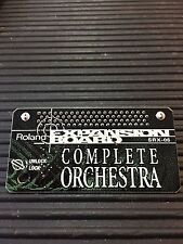 Roland SRX-06 Complete Orchestra Expansion Card /Card for  XV , XR //ARMENS