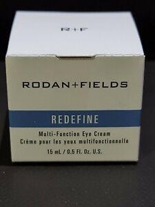 Rodan and Fields REDEFINE Multi-Function Eye Cream 15ml BNIB R+F AUTHENTIC