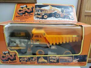 New Bright Remote Control The CAT Power Dumper No.2192 Caterpillar Vintage 1987