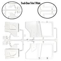 LKW Tür trim T Platte Teile für 1/14 Tamiya Scania R470 R620 R730 RC Traktor MV