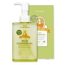 *ETUDE HOUSE* Real Art Cleansing Oil Mild 185ml  **New**