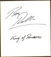 Bas Rutten Signed Shikishi Art Board BAS Beckett COA UFC Pancrase MMA Autograph