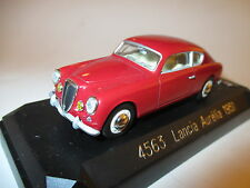 Lancia Aurelia Coupe (1951) in rot rouge rosso roja red, Solido in 1:43 boxed!