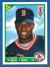 1990 Score MO VAUGHN (ex-mt) Boston Red Sox Rookie