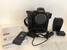 Sony Alpha a7R II 42.4MP with Battery Grip and Extras