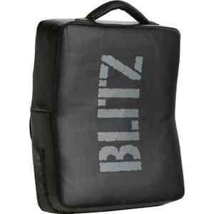 Blitz Vortex Kick Shield Curved Low Kick Pad Muay Thai Martial Arts MMA