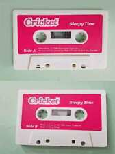 Mi06-Vintage 80's Playmates Cricket Talking Doll Tape #1
