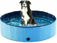 Jasonwell Foldable Dog Pet Bath Pool Collapsible Swimming Kid Bathing Tub Kiddie