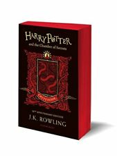 Harry Potter and the Chamber of Secrets - Gryffindor Edition, 2018 - Paperback