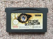 ROBOT WARS EXTREME distruzione-CARRELLO solo GAME BOY ADVANCE GBA