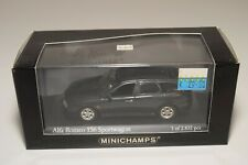 A2 1:43 MINICHAMPS ALFA ROMEO 156 SPORTWAGON 2001 METALLIC GREY MINT BOXED